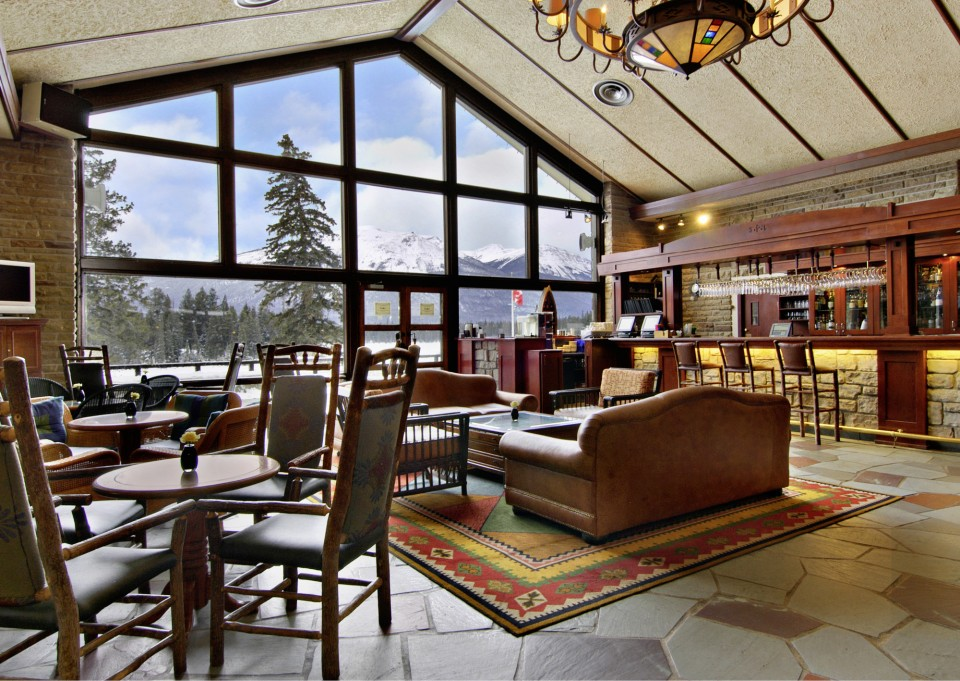 FAIRMONT JASPER PARK LODGE