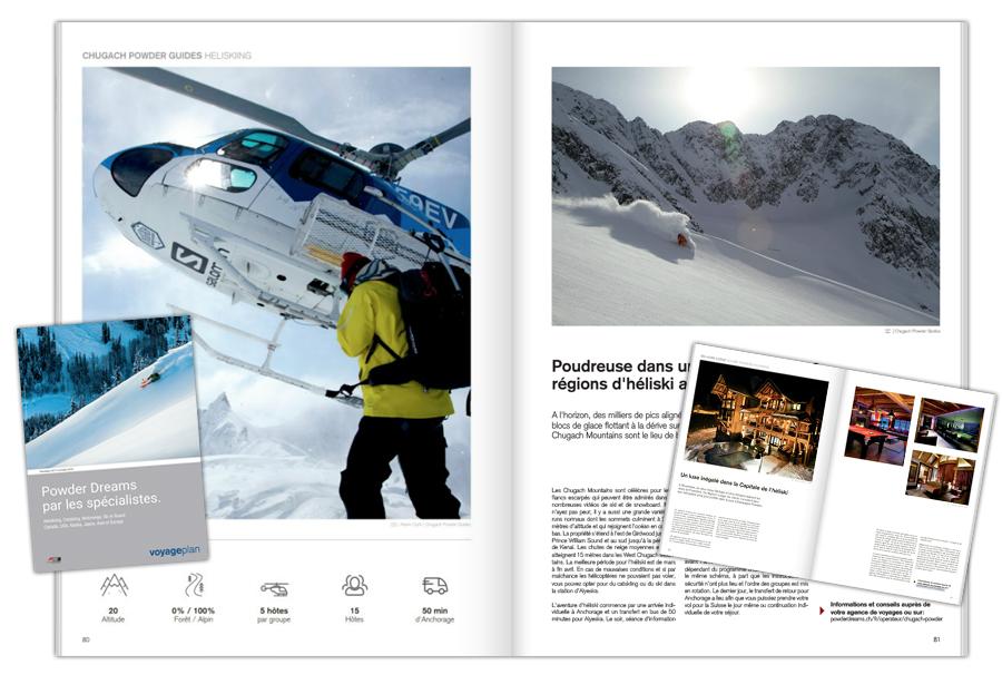 VoyagePlan Catalogue 2017
