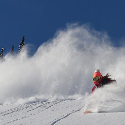 Stöckli-Ski, Kanadischer Powder und ein Weltmeister