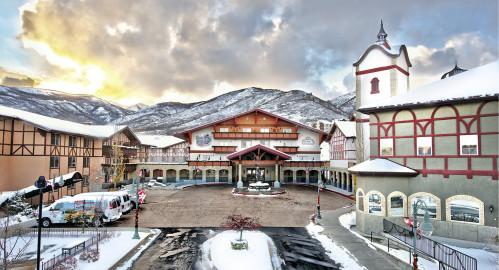 ZERMATT HOTEL UTAH